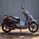 Скутер SYM SYMPHONY SR 125 Матовый Серый
