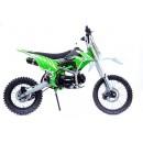 Питбайк BSE MX 125 17/14 Racing Green 1