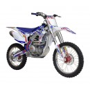 Кроссовый мотоцикл BSE M8 450e 21/18 1 (фара дизайна 2019 года)