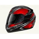 Шлем LS2 Diamond красный глянцевый