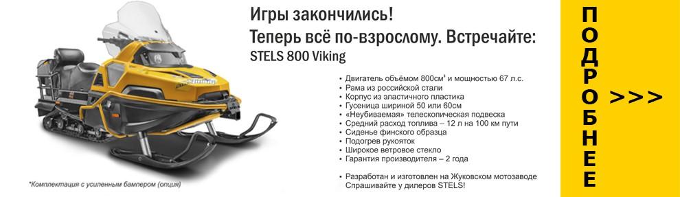 Stels 800 viking